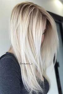 Ombre Hair Blond Polaire : new hair ombre ideas to diversify classic brown and blonde ombre hair hair o o cool blonde ~ Nature-et-papiers.com Idées de Décoration