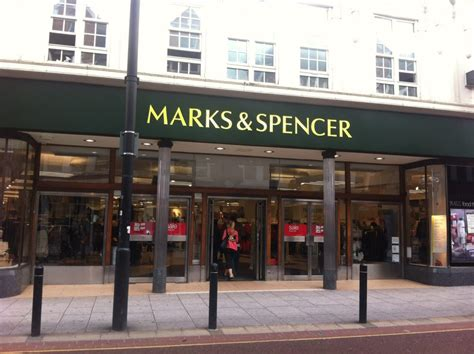 marks and spencer bureau marks spencer department stores clapham