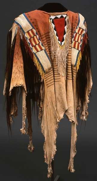 beauty clothing native american