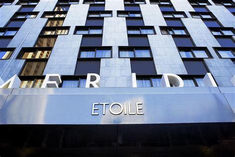 hotel le meridien etoile 224 compar 233 dans 5 agences