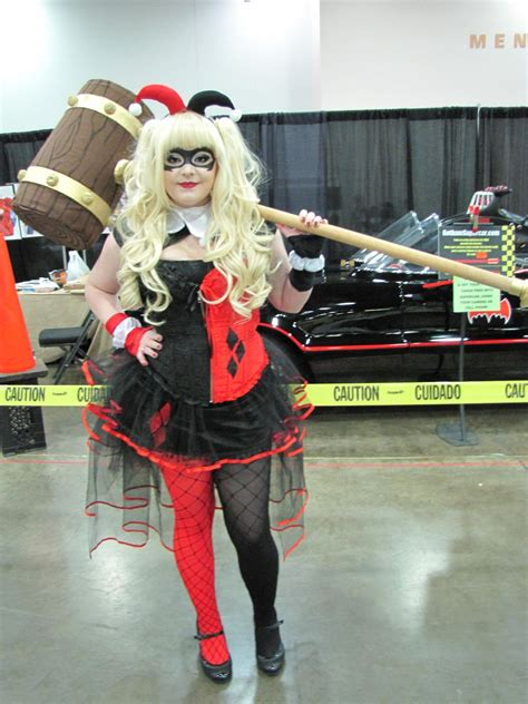 Harley Quinn So Freakin Cute Taken At Wizard World