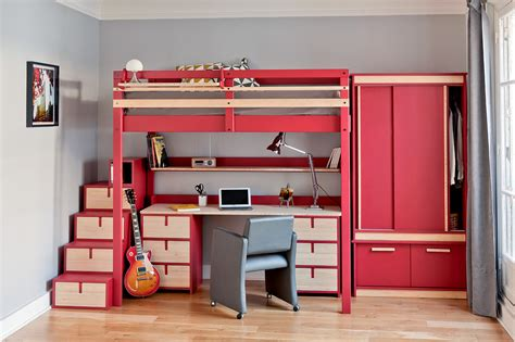 ikea bureau ado cheap licious bureau pour ado mezzanine beds