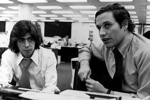 Woodward and Bernstein share first Washington Post byline ...