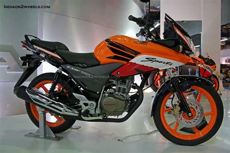Bike Modification Of Honda Stunner by Honda To Launch New Motorcycle Cbf Stunner Indiaon2wheels