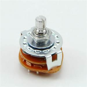 Guitar Channel Amplifier Band Rotary Switch Selector 3