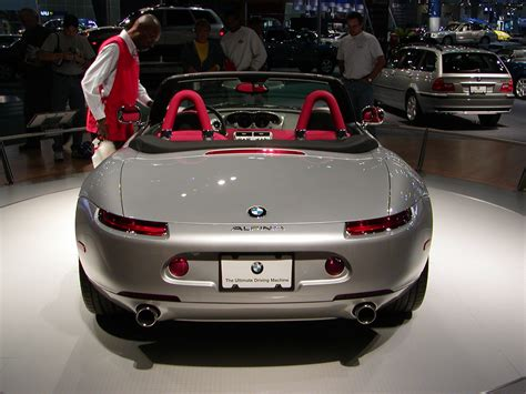 Bmw Z8 Alpina Rear