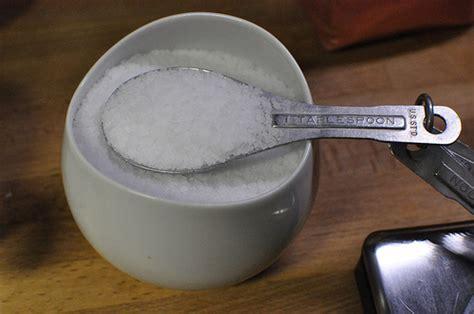 table salt to kosher salt conversion 1 teaspoon kosher salt to table salt
