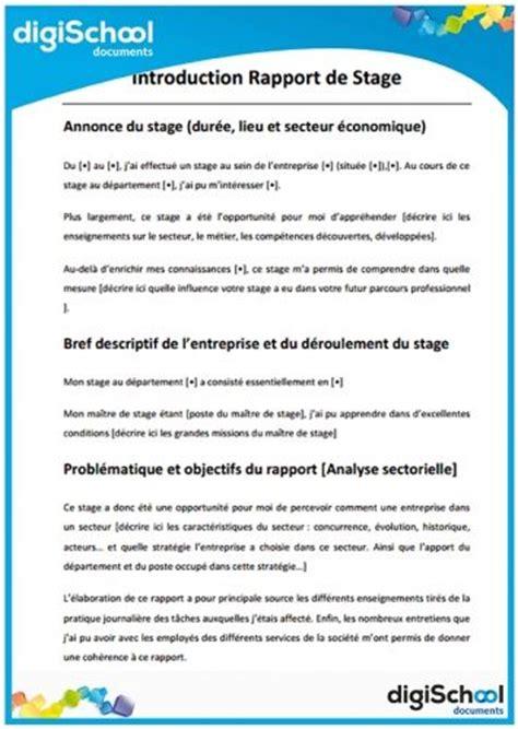 rapport de stage 3eme cuisine the s catalog of ideas