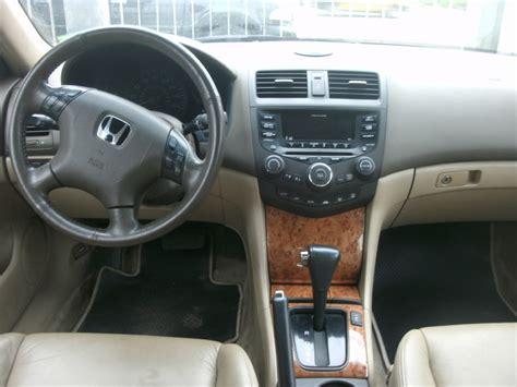 2004 Honda Accord Ex V6 Interior