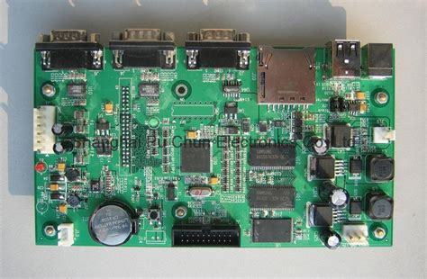 Pcb Assembly With Components Pcba Spc China