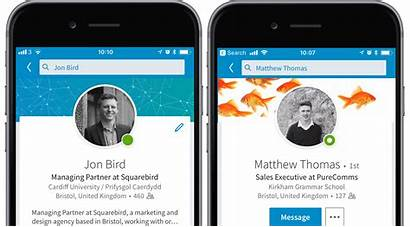 Linkedin Status Dots Active Mean Profile Feature