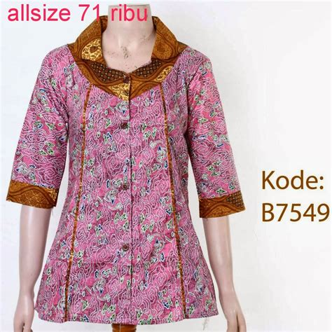 baju dress baju atasan baju kemeja model batik modern cake ideas and designs