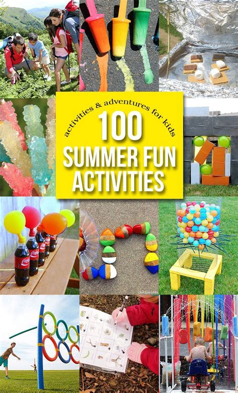 summer fun activities  andreas notebook beelite