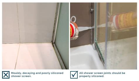 shower sealed   stop guide perth shower
