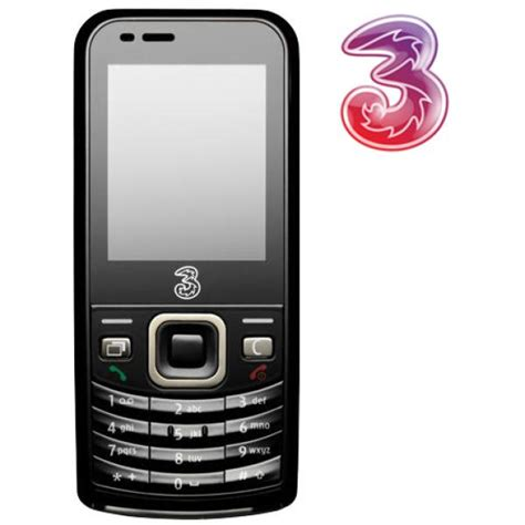 3g Mobile by Zte F102 3g Skype Mobile Phone On Three Network