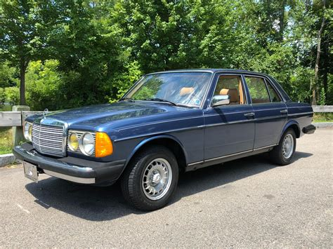 0 bids ending mar 30 at 1:01pm pdt 4d 19h local pickup. No Reserve: 1983 Mercedes-Benz 300D Turbo for sale on BaT Auctions - sold for $17,500 on ...