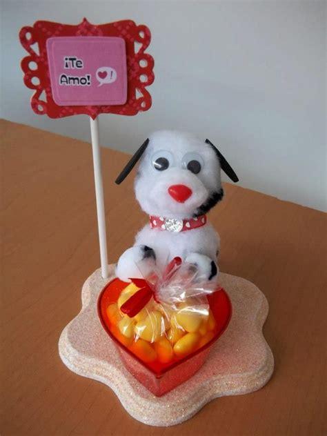 detalle especial para el 14 de febrero mini peluche con dulcero y mensaje personalizado fomy