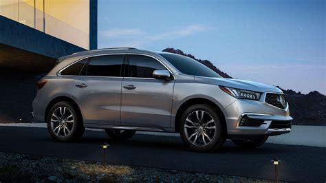 2019 Acura Mdx Receives Mild Tweaks As Aspec Variant