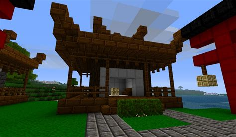 homeofficedecoration minecraft japanese house interior