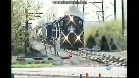 Train Crash / Near Miss Compilation 2
