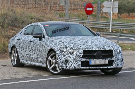Mercedes-amg Cls 53 Name Confirmed For First Hot Hybrid