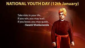 Happy National ... Youth Day Special Quotes