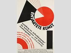Typographie des Terrors Plakate in München 1933 1945