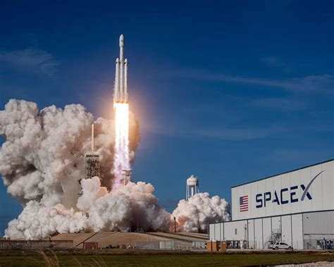 SpaceX launches 64 satellites at once