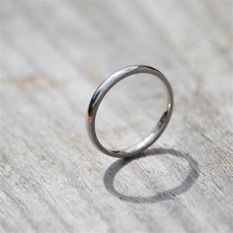 platinum wedding band platinum wedding ring by huiyi