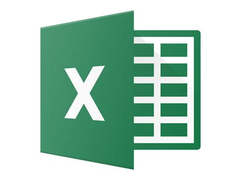 Excel Png Transparent Icon
