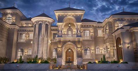 private palace design  doha qatar   mansions