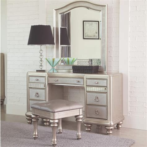 makeup desk with makeup vanity desk with 7 drawers antique recreations