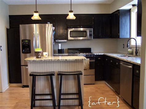 kitchen makeover  inexpensive impactful