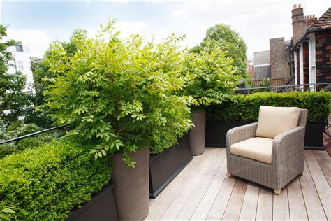 sul terrazzo giardino sul terrazzo