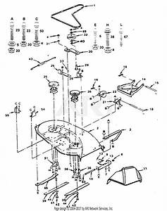 Poulan Xc1122b Tractor Parts Diagram For Transaxle Foote