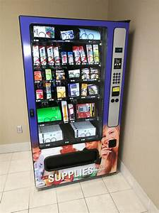 My university has a vending machine for school supplies ...