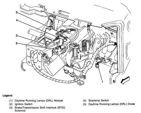 1997 Gmc Suburban Headlight Wiring Harnes by Looking For Headlight System Wiring Diagram For 2005 Gmc