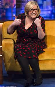 sarah millican  married fellow comedian gary delaney  secret festive ceremony daily mail