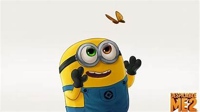 Minions Bob Minion Wallpapers Backgrounds Butterfly Sayings