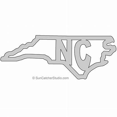 Carolina North State Outline Getdrawings Vectors