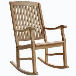 teak rocking chair sam s club