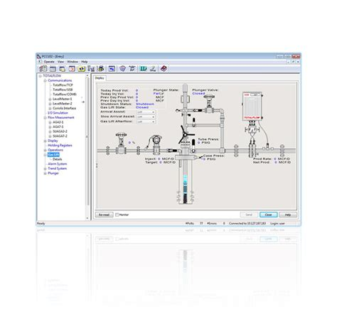 pccu host software upstream oil  gas abb