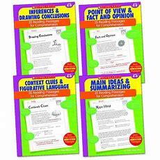 Reading Passages Comprehension Set  Scholastic Shop