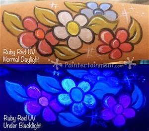 Paintertainment Neon Fluorescent UV Dayglow What