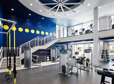 Apartment Fitness Center by 1000 Images About Amli On Orange On