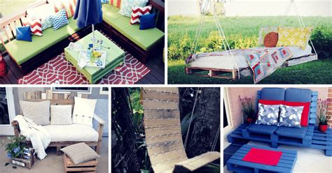 diy outdoor pallet furniture plans 15 best diy outdoor pallet furniture ideas homelovr 47242