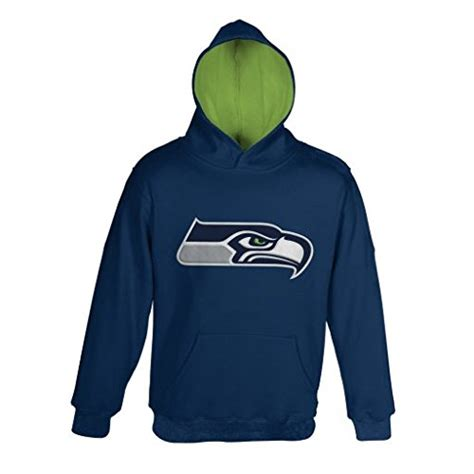 seattle seahawks youth kinder nfl primary pullover