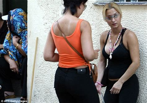 Teenage prostitutes in Greece sell sex for the price of a sandwich | Daily Mail Online