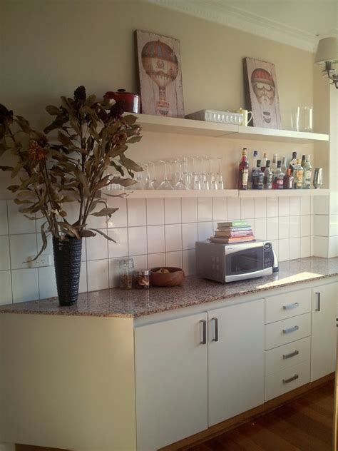 in the kitchen diy ikea how to install ikea lack floating shelves
