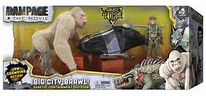 RAMPAGE movie toy images hit the web! - Scified.com